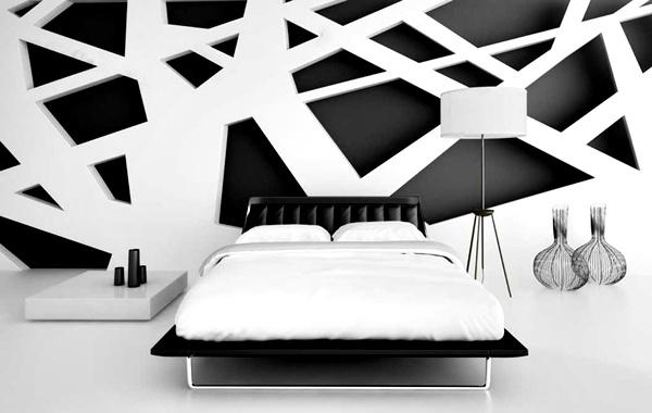 Contoh Motif Wallpaper Kamar Tidur Remaja Laki-laki