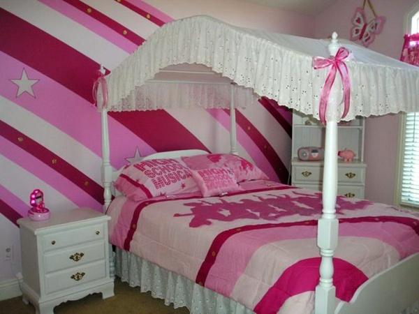 15 Motif Wallpaper Kamar Tidur Remaja yang Keren
