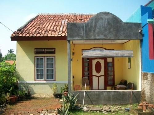 Gambar Rumah Idaman Sederhana di Desa yang Cantik 16 - 35 Gambar Rumah Idaman Sederhana di Desa yang Cantik