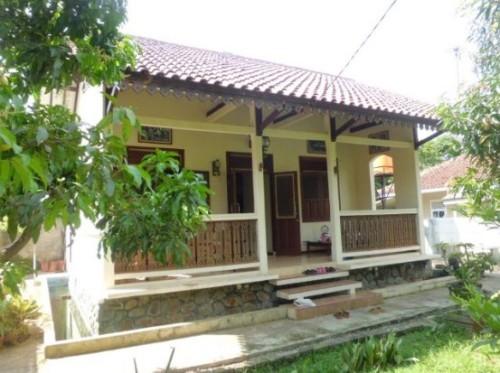 Gambar Rumah Idaman Sederhana di Desa yang Cantik 5 - 35 Gambar Rumah Idaman Sederhana di Desa yang Cantik