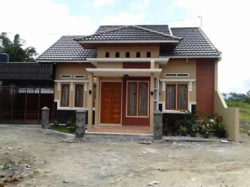 Gambar Rumah Idaman Sederhana di Desa yang Cantik 9 - 35 Gambar Rumah Idaman Sederhana di Desa yang Cantik