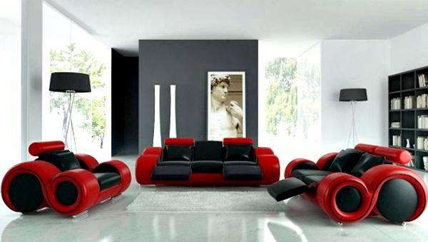 Gambar Sofa Rumah Minimalis dengan Roda