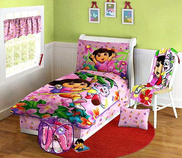 Desain Kamar Tidur Anak Perempuan Sederhana: 22 Desain Kamar Tidur Anak Perempuan Sederhana