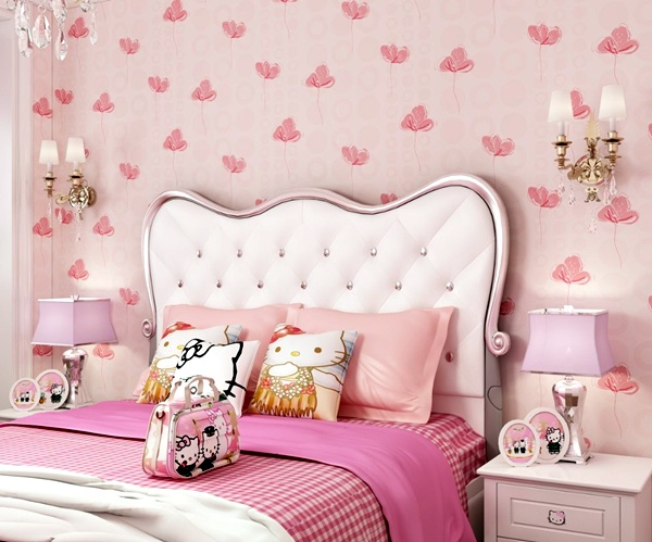 Warna Cat Dinding Kamar Shabby Chic