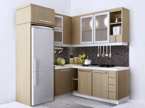 Desain Dapur Minimalis Ukuran 2x2 dan 2x3 Meter 1 - 15 Desain Dapur Minimalis Ukuran 2x2 dan 2x3 Meter Terbaru