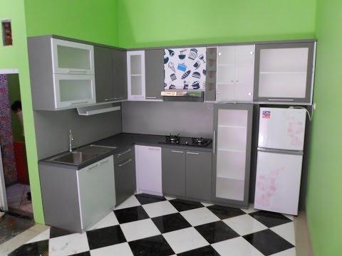 Desain Dapur Minimalis Ukuran 2x2 dan 2x3 Meter 11 - 15 Desain Dapur Minimalis Ukuran 2x2 dan 2x3 Meter Terbaru