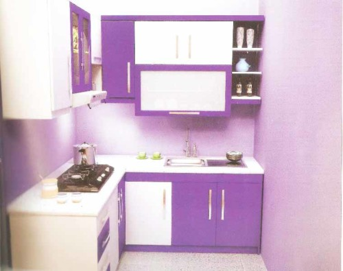Desain Dapur Minimalis Ukuran 2x2 dan 2x3 Meter 3 - 15 Desain Dapur Minimalis Ukuran 2x2 dan 2x3 Meter Terbaru