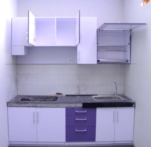 Desain Dapur Minimalis Ukuran 2x2 dan 2x3 Meter 6 - 15 Desain Dapur Kecil Ukuran 2x2 Meter yang Bagus