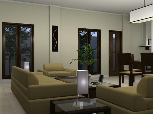 Desain Interior Rumah Minimalis Sederhana Tapi Elegan 3 - 22+ Desain Interior Rumah Minimalis Sederhana Tapi Elegan