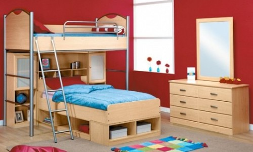Desain Kamar Tidur Anak Laki laki Minimalis Modern 5 - 25 Desain Kamar Tidur Anak Laki-laki Minimalis Modern