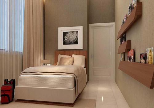 Desain Kamar Tidur Minimalis Sederhana 15 1 - 30 Desain Kamar Tidur Minimalis Sederhana Nyaman dan Indah