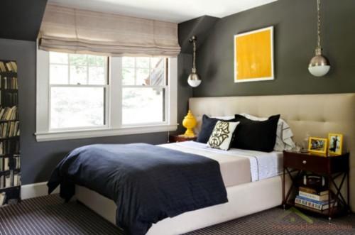 Desain Kamar Tidur Minimalis Sederhana 5 - 30 Desain Kamar Tidur Minimalis Sederhana Nyaman dan Indah