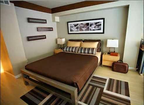 Desain Kamar Tidur Minimalis Sederhana 7 - 30 Desain Kamar Tidur Minimalis Sederhana Nyaman dan Indah