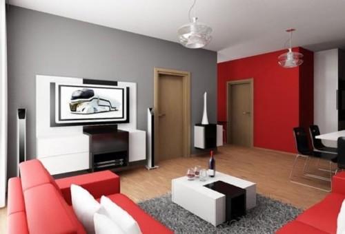 Desain Ruang Keluarga Minimalis Kecil 11 - 20+ Desain Ruang Keluarga Minimalis Kecil yang Bagus