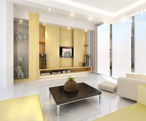 Desain Ruang Keluarga Minimalis Kecil 17 - 20+ Desain Ruang Keluarga Minimalis Kecil yang Bagus