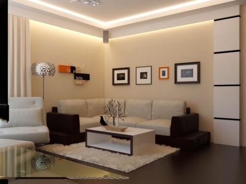 Desain Ruang Keluarga Minimalis Kecil 18 - 20+ Desain Ruang Keluarga Minimalis Kecil yang Bagus