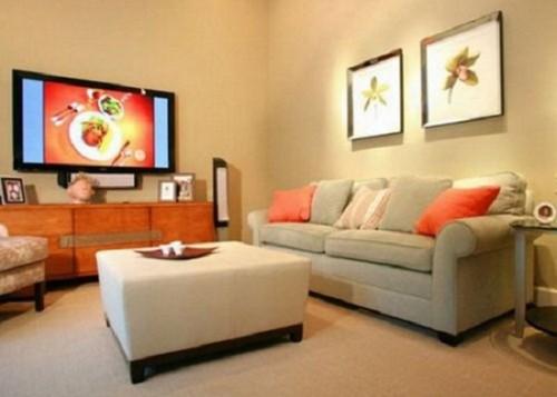 Desain Ruang Keluarga Minimalis Kecil 3 - 20+ Desain Ruang Keluarga Minimalis Kecil yang Bagus