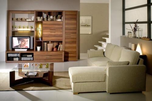 Desain Ruang Keluarga Minimalis Kecil 6 - 20+ Desain Ruang Keluarga Minimalis Kecil yang Bagus