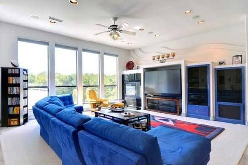 Desain Ruang Keluarga Minimalis Kecil 7 - 20+ Desain Ruang Keluarga Minimalis Kecil yang Bagus