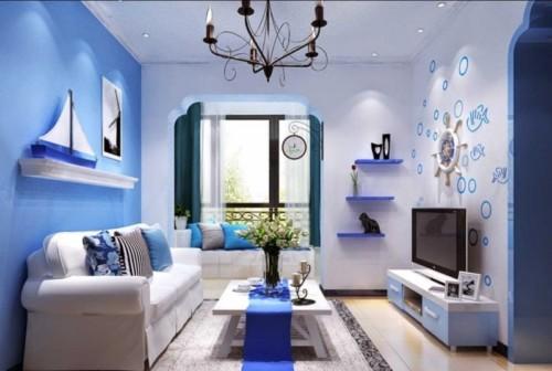 Desain Ruang Keluarga Minimalis Kecil 9 - 20+ Desain Ruang Keluarga Minimalis Kecil yang Bagus