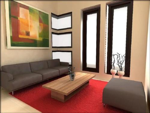 Desain Ruang Tamu Minimalis Sederhana Terbaru 21 - 33 Desain Ruang Tamu Minimalis Sederhana Terbaru 2018