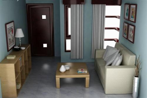 Desain Ruang Tamu Minimalis Sederhana Terbaru 3 - 33 Desain Ruang Tamu Minimalis Sederhana Terbaru 2018