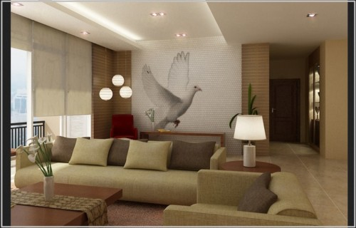 Desain Ruang Tamu Minimalis Sederhana Terbaru 7 - 33 Desain Ruang Tamu Minimalis Sederhana Terbaru 2018