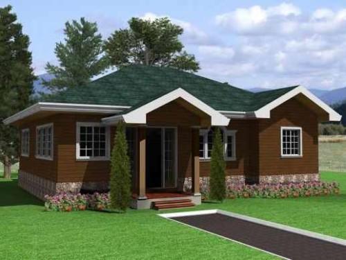 Desain Rumah Mewah 1 Lantai Modern 10 - 21 Desain Rumah Mewah 1 Lantai Modern Terbaru 2017/2018