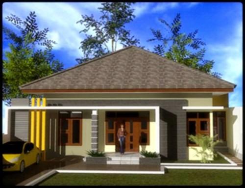 Desain Rumah Minimalis Modern 2018