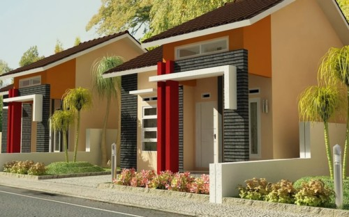 Desain Rumah Minimalis Type 45 Modern 14 - +20 Desain Rumah Minimalis Type 45 Modern Terbaru 2018