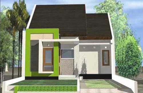 Desain Rumah Minimalis Type 45 Modern 2 - +20 Desain Rumah Minimalis Type 45 Modern Terbaru 2017