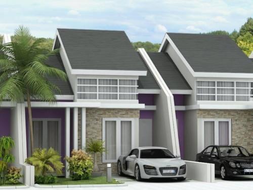 Desain Rumah Minimalis Type 45 Modern 3 - +20 Desain Rumah Minimalis Type 45 Modern Terbaru 2017
