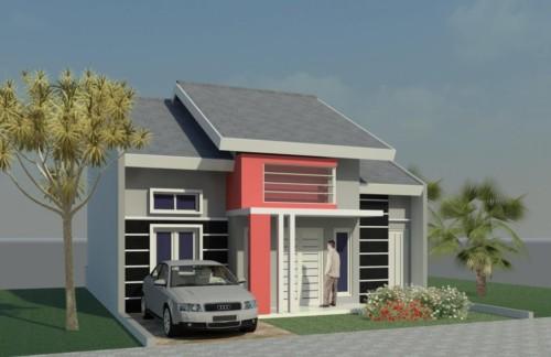 Desain Rumah Minimalis Type 45 Modern 8 - +20 Desain Rumah Minimalis Type 45 Modern Terbaru 2017