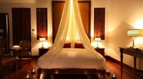 Desain dan Warna Cat Kamar Tidur Romantis 10 - 20+ Desain dan Warna Cat Kamar Tidur Romantis yang Cantik