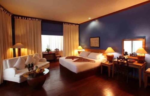 Desain dan Warna Cat Kamar Tidur Romantis 12 - 20+ Desain dan Warna Cat Kamar Tidur Romantis yang Cantik