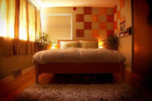 Desain dan Warna Cat Kamar Tidur Romantis 14 - 20+ Desain dan Warna Cat Kamar Tidur Romantis yang Cantik
