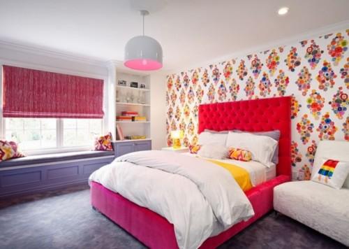 Desain dan Warna Cat Kamar Tidur Romantis 17 - 20+ Desain dan Warna Cat Kamar Tidur Romantis yang Cantik