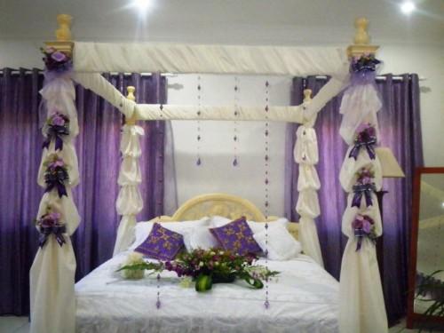Desain dan Warna Cat Kamar Tidur Romantis 18 - 20+ Desain dan Warna Cat Kamar Tidur Romantis yang Cantik