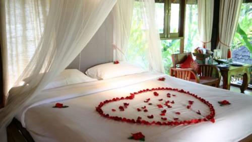 Desain dan Warna Cat Kamar Tidur Romantis 4 - 20+ Desain dan Warna Cat Kamar Tidur Romantis yang Cantik