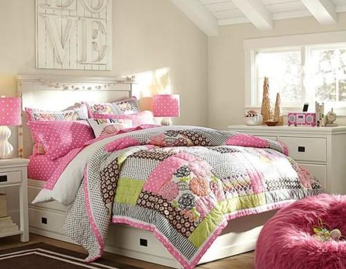 Desain dan Warna Cat Kamar Tidur Romantis 6 - 19 Desain Kamar Tidur Suami Istri Sederhana Tapi Romantis