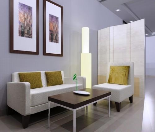 Gambar Ruang Tamu Kecil Modern 1 - 17 Gambar Ruang Tamu Kecil Modern dan Cantik Terbaru