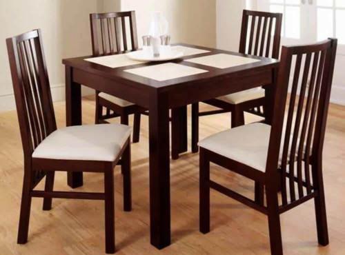 Model Meja Makan Minimalis 4 Kursi 3 - 20 Model Meja Makan Minimalis 4 Kursi dan 6 Kursi Terbaru