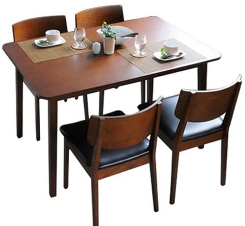 Model Meja Makan Minimalis 4 Kursi 9 - 20 Model Meja Makan Minimalis 4 Kursi dan 6 Kursi Terbaru