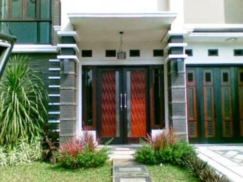 Model Teras Rumah Minimalis Sederhana Tampak Depan 11 - 26 Model Teras Rumah Minimalis Sederhana Tampak Depan 2018