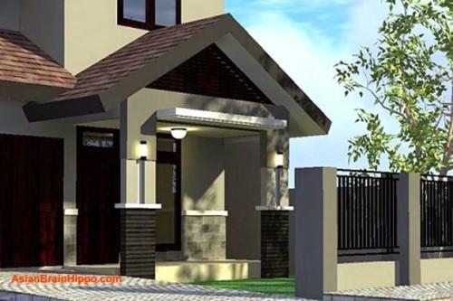 Model Teras Rumah Minimalis Sederhana Tampak Depan 20 - 26 Model Teras Rumah Minimalis Sederhana Tampak Depan 2017/2018