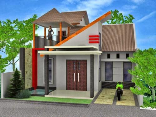 Model Teras Rumah Minimalis Sederhana Tampak Depan 26 1 - 26 Model Teras Rumah Minimalis Sederhana Tampak Depan 2017/2018