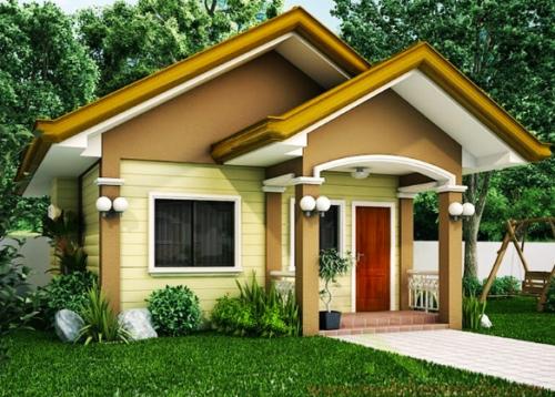 Model Teras Rumah Minimalis Sederhana Tampak Depan 9 - 26 Model Teras Rumah Minimalis Sederhana Tampak Depan 2018