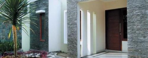 Model Tiang Teras Rumah Minimalis 10 - 17 Model Tiang Teras Rumah Minimalis Modern Masa Kini