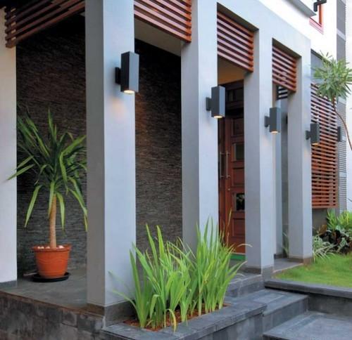 Model Tiang Teras Rumah Minimalis 12 - 17 Model Tiang Teras Rumah Minimalis Modern Masa Kini