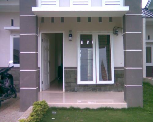 Model Tiang Teras Rumah Minimalis 5 - 17 Model Tiang Teras Rumah Minimalis Modern Masa Kini